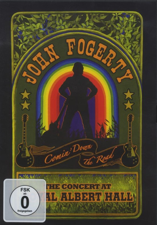 John Fogerty - Comin Down The Road