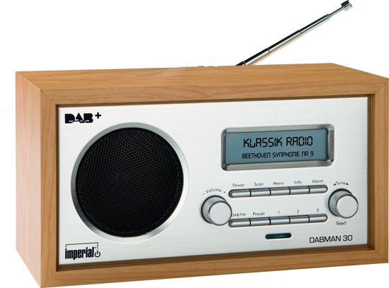 Imperial Dabman 30 DAB+ Radio