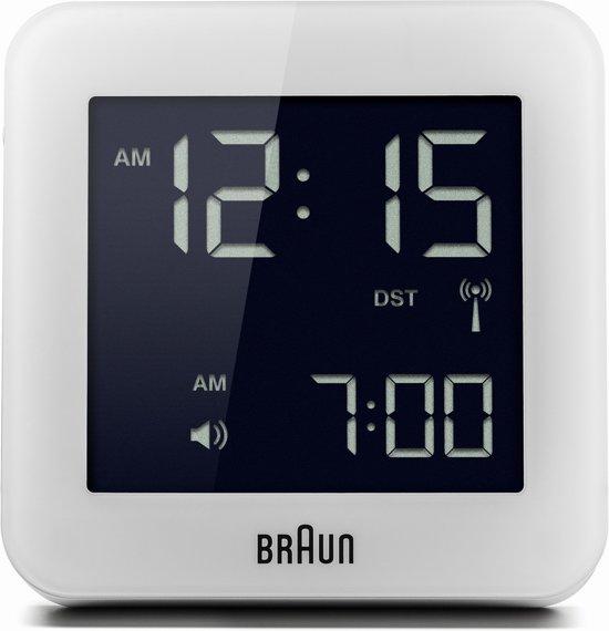 """Braun Wekker BNC009WH-RC """