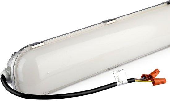 - LED TL Armatuur - 70 Watt - 8400 Lumen - IP65 - 150 cm -  6000K Daglicht wit