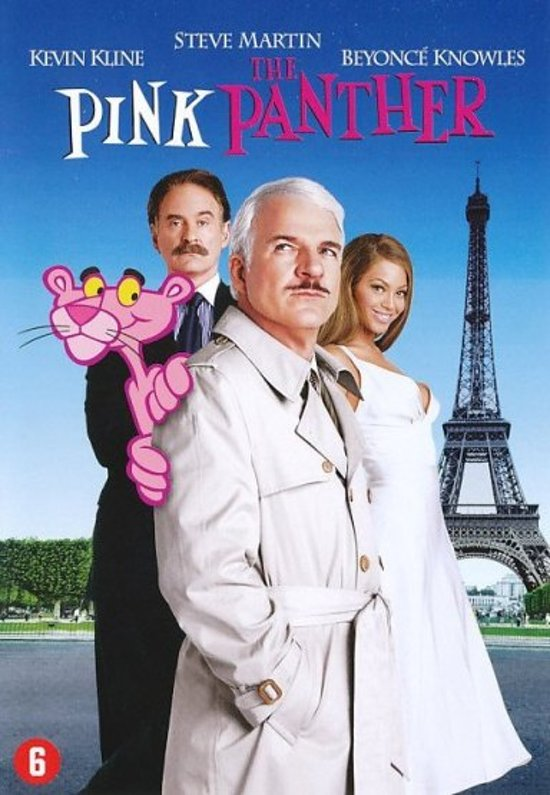 DVD cover van The Pink Panther (2006) (Import)