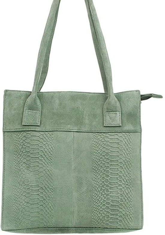 Portland Green Dstrct Shopper Small Road 1lK5FuJcT3