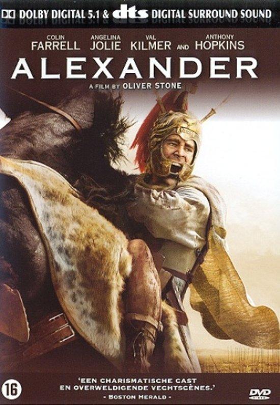 Cover van de film 'Alexander'