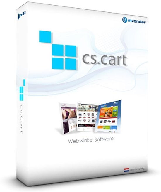 iVendi 4.0 Webshop Software ESD