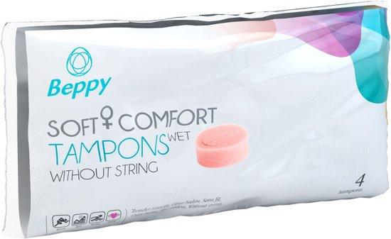 Beppy Wet - 4 stuks - Tampons