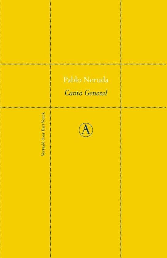 Perpetua reeks - Canto general