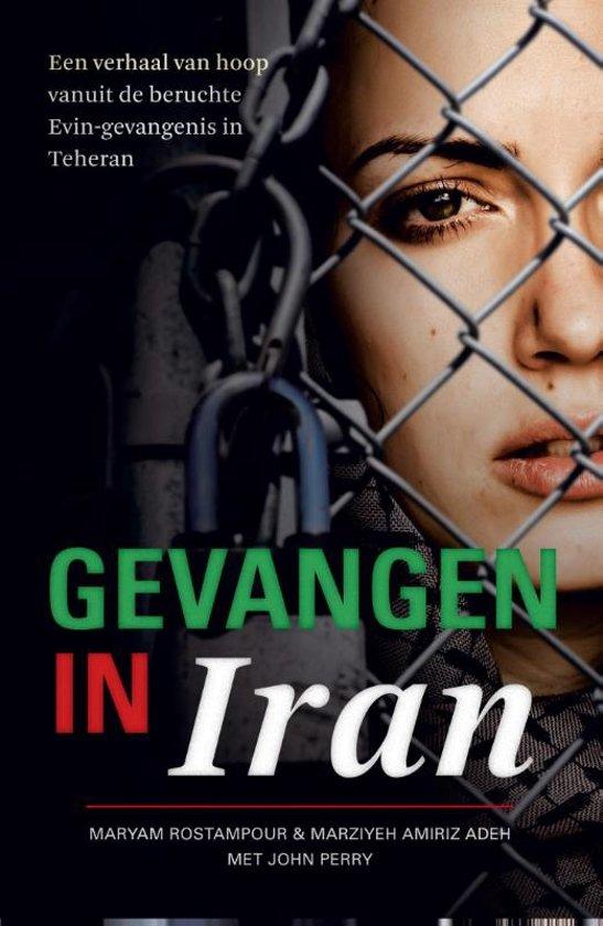 Gevangen in Iran cover
