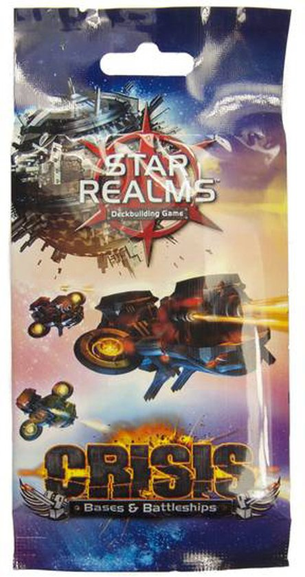 Afbeelding van het spel Star Realms Bases & Battleships Expansion - Kaartspel