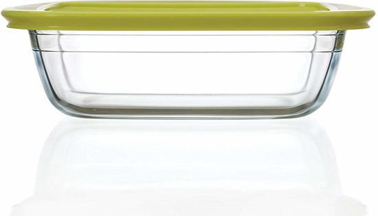 Thomas ovenschaal met deksel - 2,6 Liter - Borosilicaatglas