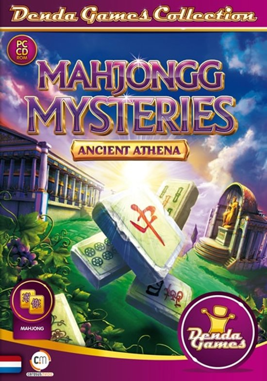 Mahjong Mysteries: Ancient Athena - Windows