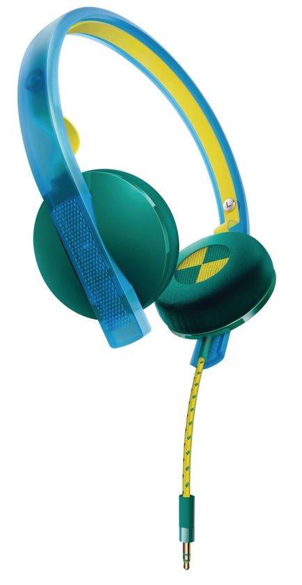 Philips SHO4200 - On-ear Koptelefoon - Groen in Neersteind