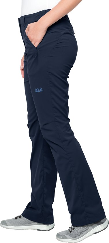 Pants Outdoorbroek Midnight Dames Wolfskin Blue Jack Activate Women Light XqBnt0n4wH