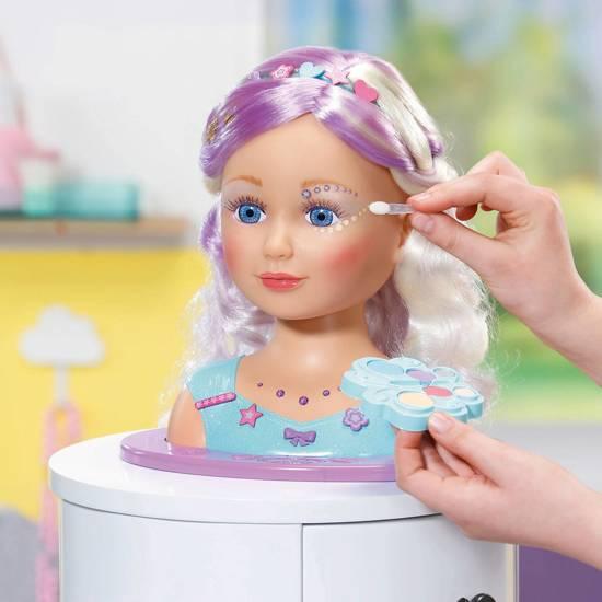 BABY born® Zus Kaphoofd Elfje - inclusief accessoires