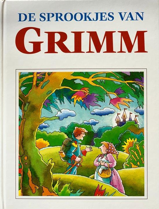 Boek cover De sprookjes Van Grimm van Jacob Grimm (Hardcover)