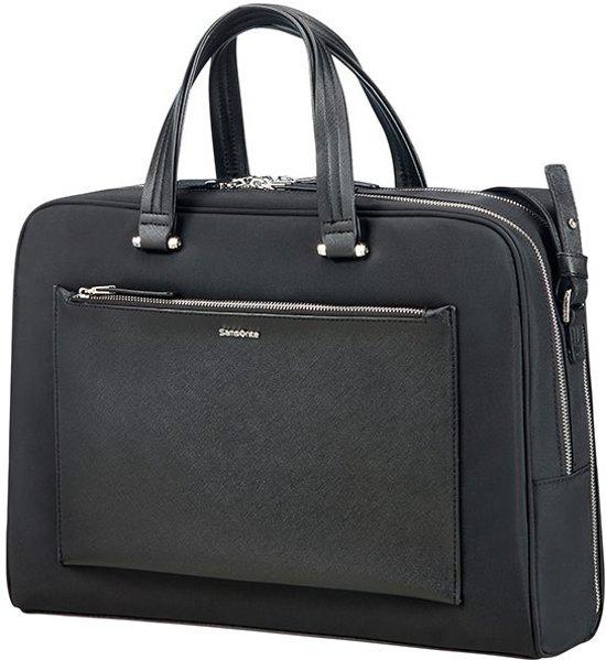 b601c38b2c8 bol.com | Samsonite Zalia - Laptoptas / 15,6 inch / Zwart
