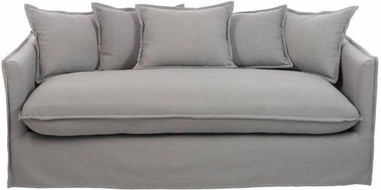 Duverger Cushions - Sofa - met kussens - linnen - grijs