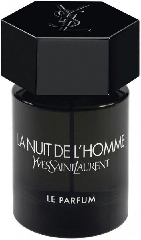 Yves Saint Laurent La Nuit de L'homme - 60 ml - Eau de parfum
