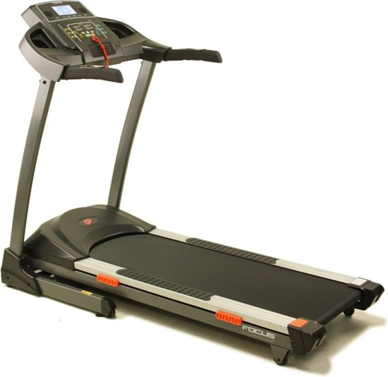 bol com focus fitness jet 5 loopband zwartfocus fitness jet 5 loopband zwart