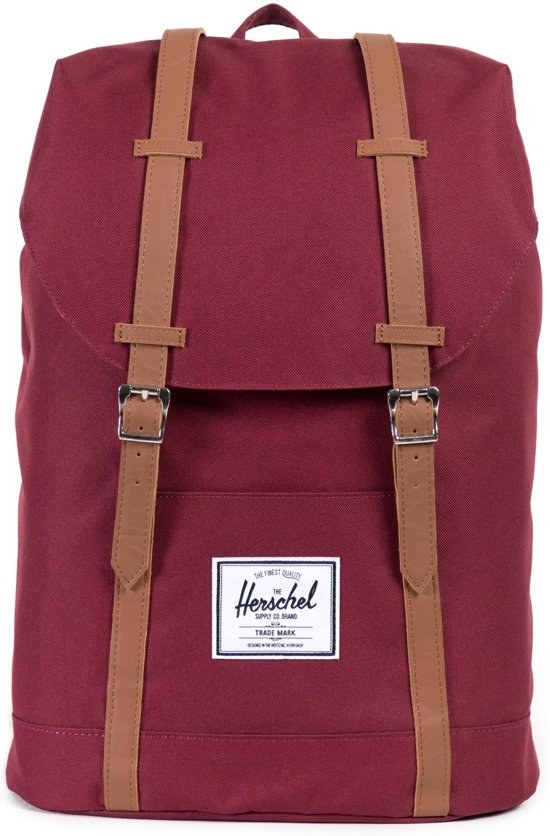 639ccc1dbf7 Herschel Supply Co. Retreat Rugzak - Windsor Wine