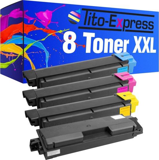 PlatinumSerie® 8 toner XXL alternatief voor Kyocera Mita TK-590 XXL