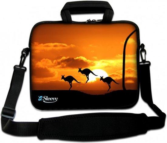 Laptoptas 15,6 Australie wildlife - Sleevy