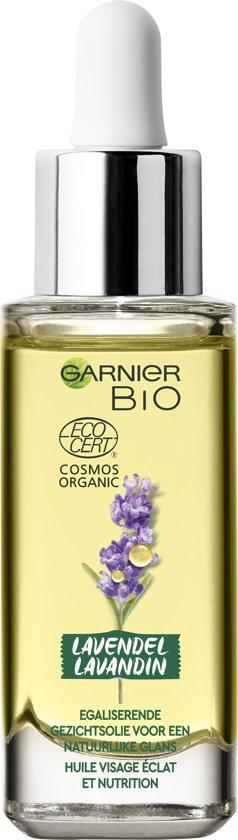 Garnier Bio Anti-Age Gezichtsolie - 30 ml - Alle huidtypes - Lavendel