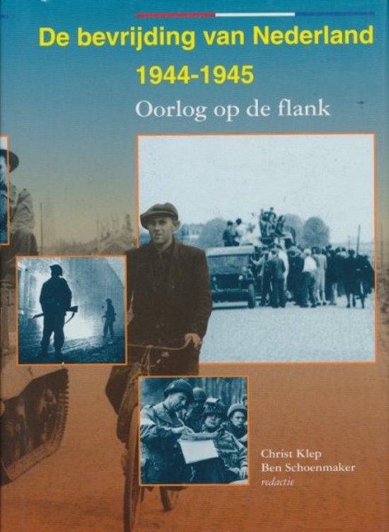 de bevrijding van nederland 1944-1945
