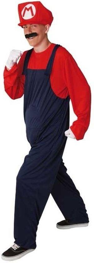 Loodgieter kostuum Mario
