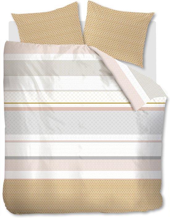 Beddinghouse Sweet Lace - Dekbedovertrek - Tweepersoons - 200x200/220 cm + 2 kussenslopen 60x70 cm - Nude