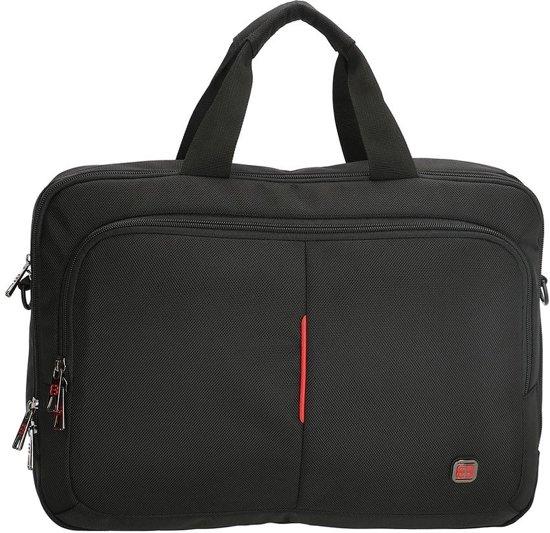 6 Cornell Laptoptas 15 Black Enrico Inch Benetti Oknw0P