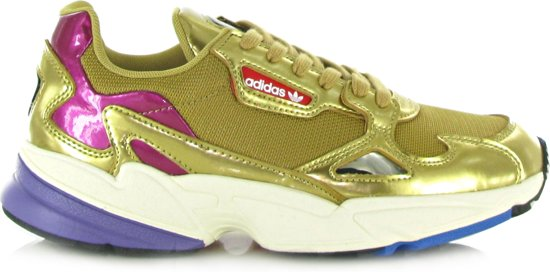 72559625519 Adidas Dames Sneakers Falcon W - Neon - Maat 40