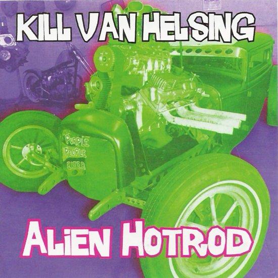 Alien Hotrod