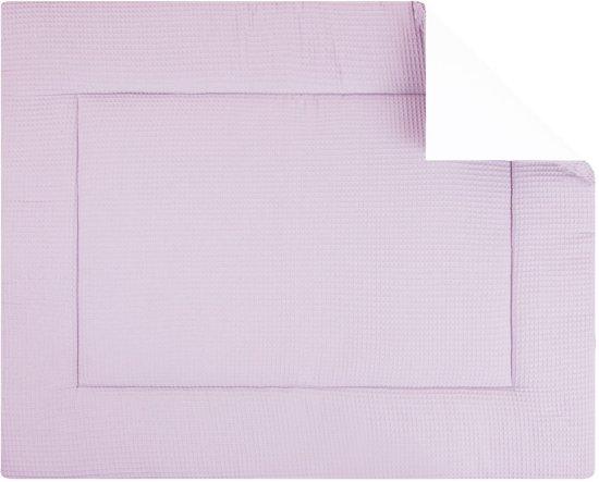 BINK Bedding Boxkleed Pique Roze 80x100