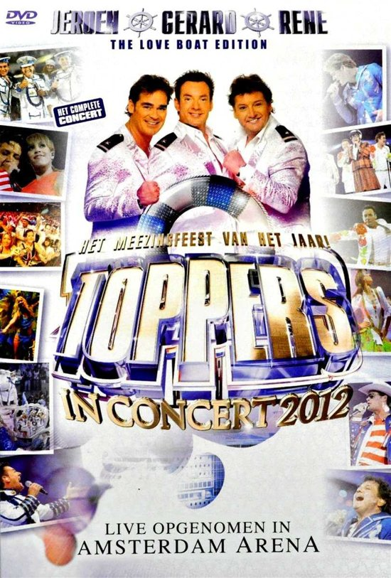 Toppers In Concert 2012