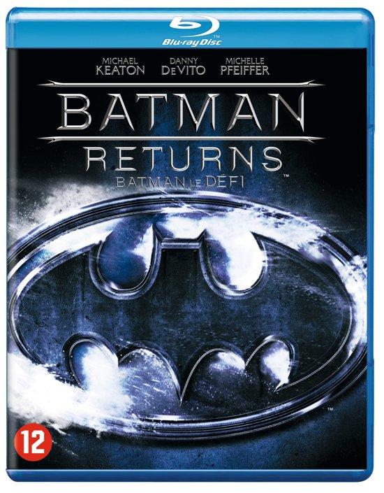 DVD cover van Batman Returns (Blu-ray)