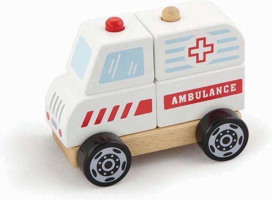 Stapel Auto - Ambulance