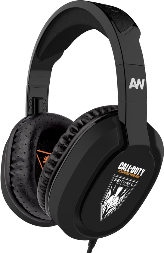 Turtle Beach Ear Force Sentinel Task Force Call Of Duty: Advanced Warfare Wired Stereo Gaming Headset - Zwart (PS4) kopen