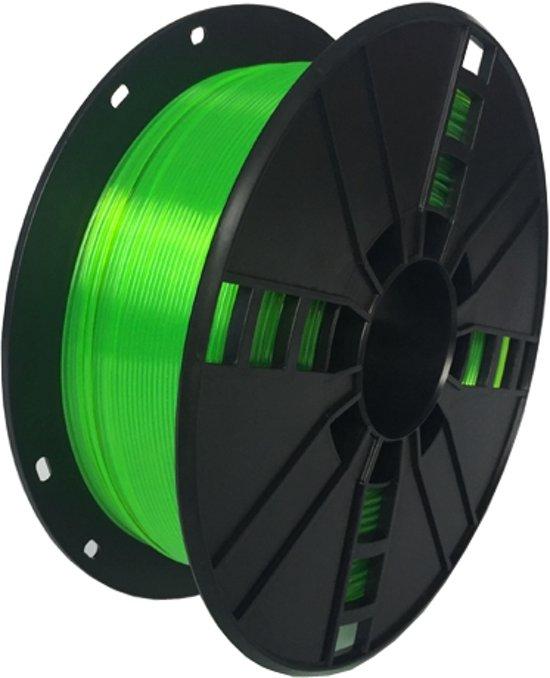 Gembird3 3DP-PETG1.75-01-BK - Filament PETG, 1.75 mm, zwart