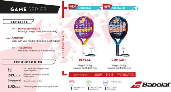 Babolat padel racket - CONTACT - 2019