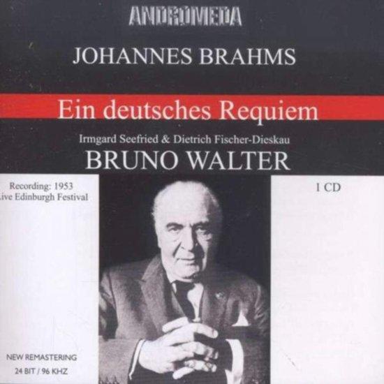 Brahms: Ein Deutsches Requiem, Edin
