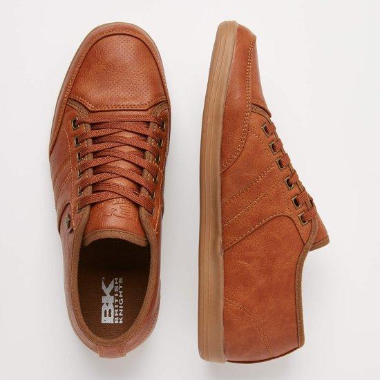 Sneakers 44 Knights LaagCognac Maat British Surto Heren bWH29IDYEe