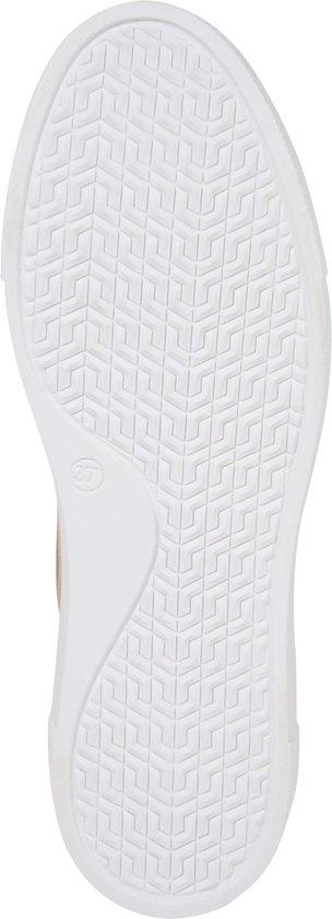 Ps Poelman Sneakers Laag 5884 Beige-40