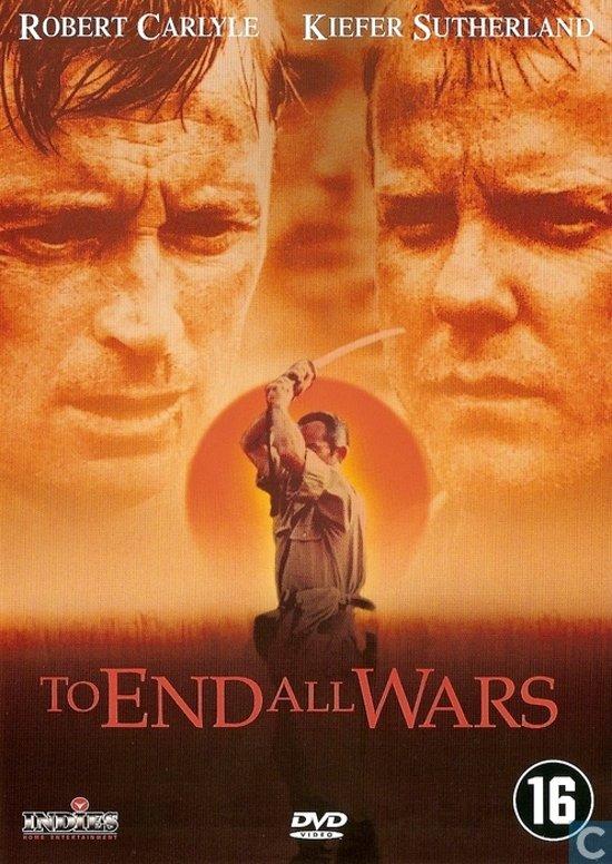 Cover van de film 'To End All Wars'
