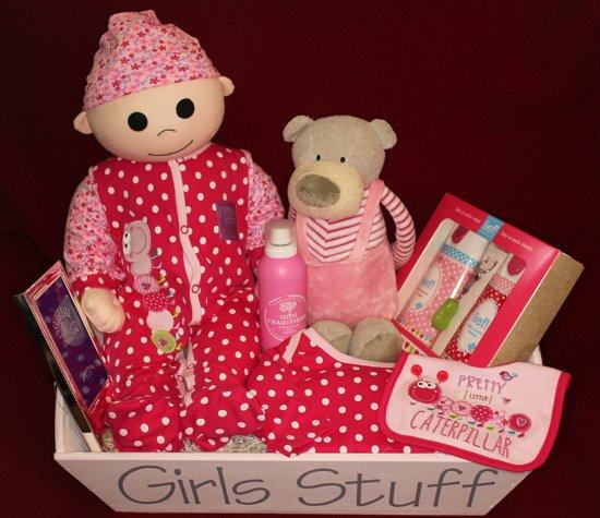 Geboorte Cadeau Kraamcadeau Geschenkset