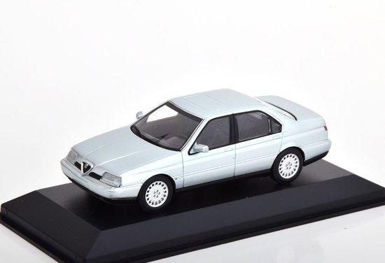 Alfa Romeo 164 3.0 V6 Super 1992 silver 1:43