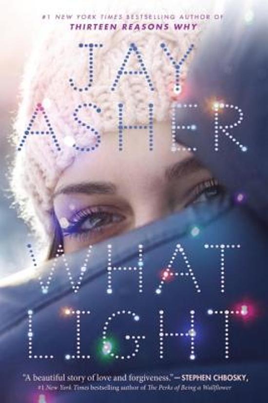 Boek cover What Light van Jay Asher (Paperback)