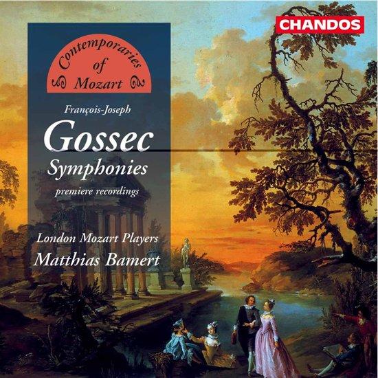 Gossec: Symphonies / Bamert, London Mozart Players