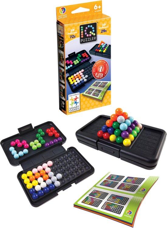 Smart Games IQ Puzzler - Reiseditie
