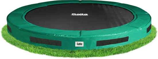 Salta Excellent Ground 427 cm Groen - Trampoline