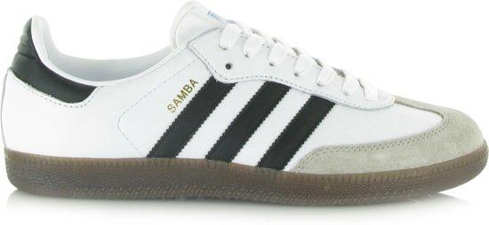18c7105ed5d bol.com | adidas Samba Og Sneakers Unisex - White/Black